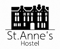 St Annes Hostel logo