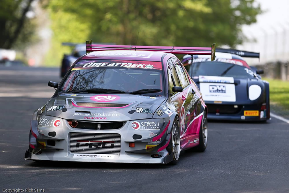 time attack car 2