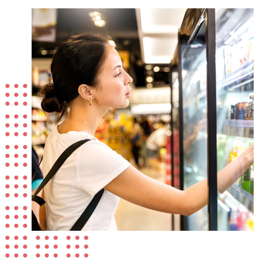 Utilize customer information.