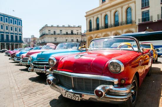 vintage car-havana-shutterstock_728958049