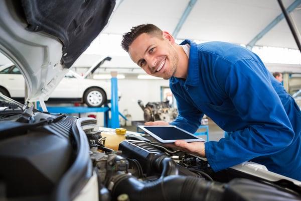 white male-mechanic-shutterstock_249434737