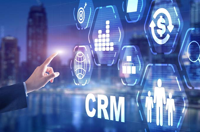 2021 state of CRM.