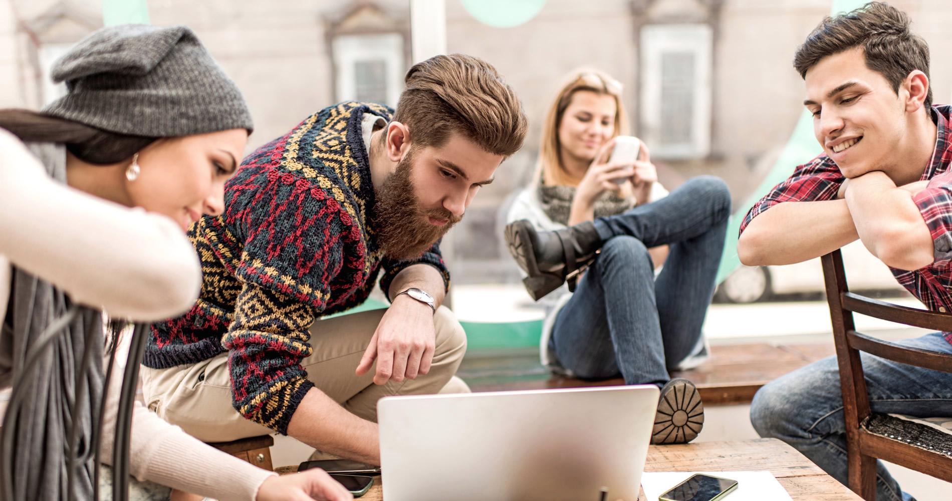 Harnessing big data to market to Millennials.