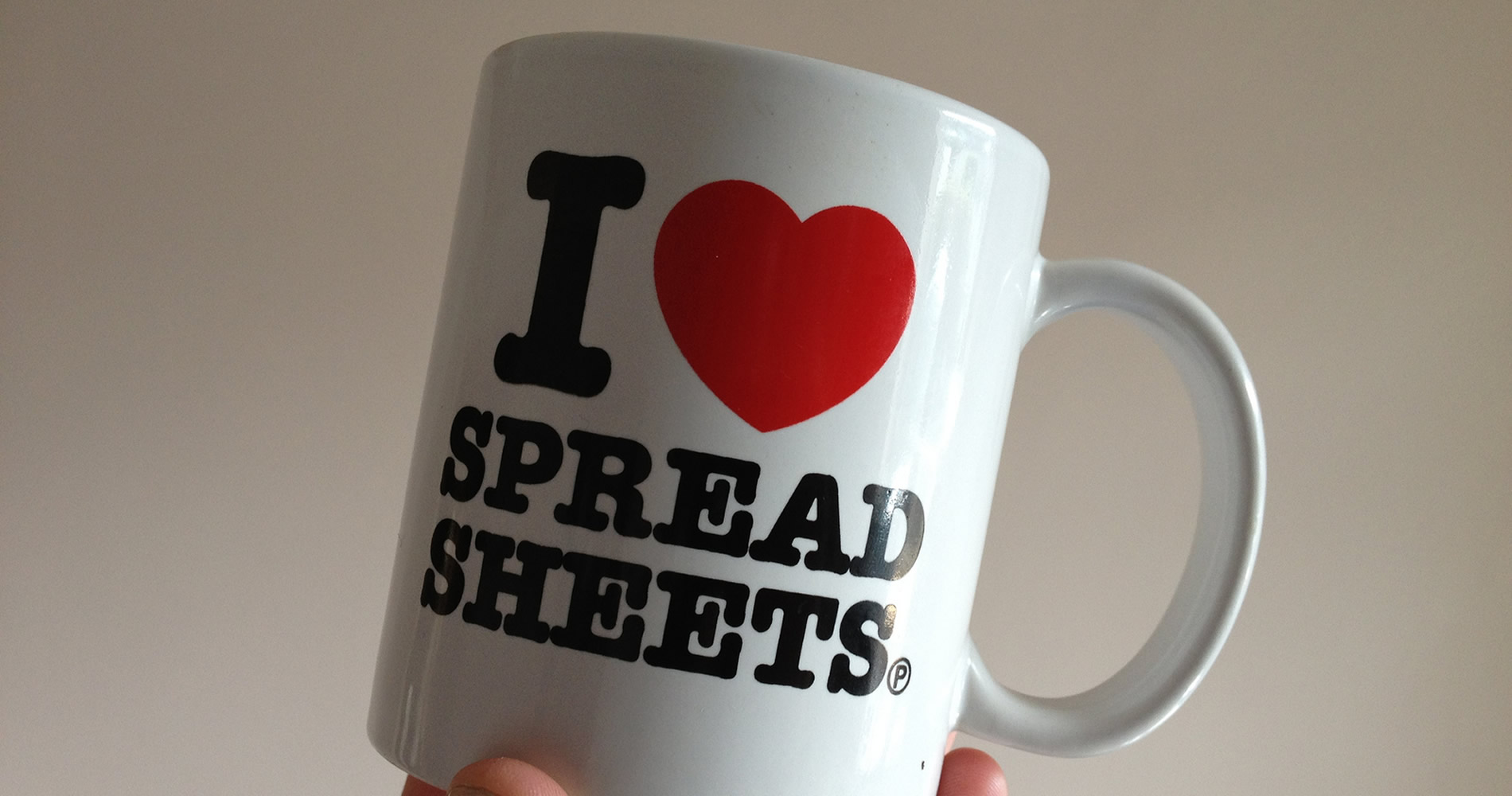 Spreadsheets are destroying your business!
