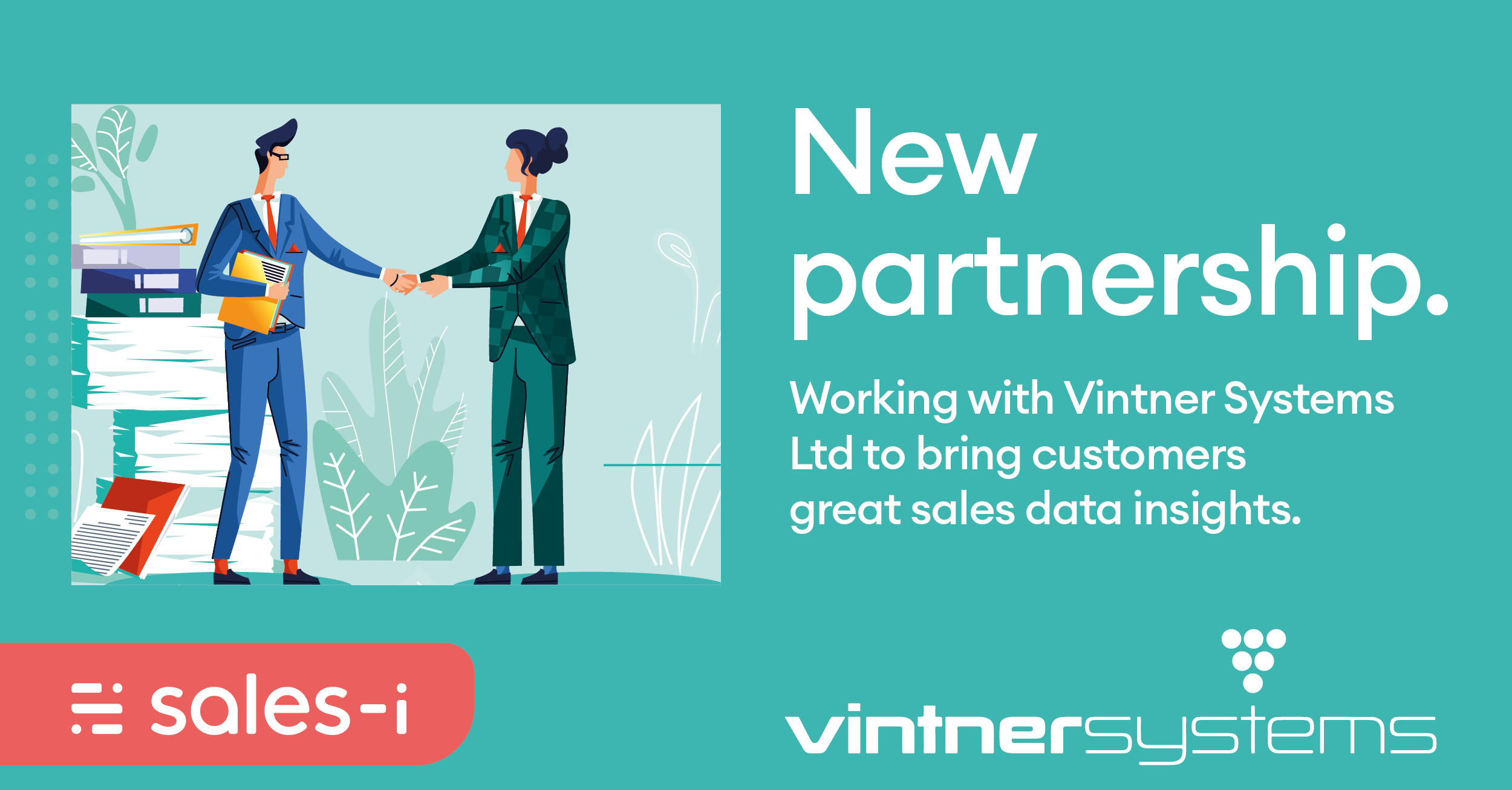 How partnership re-launch with Vintner Systems is helping drinks industry to sell smarter.
