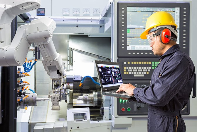 How automation can help manufacturers navigate their recovery.