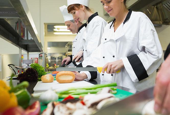 Spotlight on foodservice.