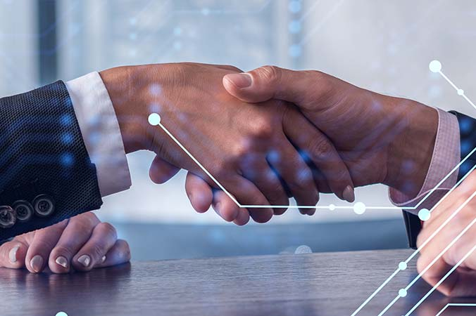 Pegasus teams up with sales-i to support data-driven selling.