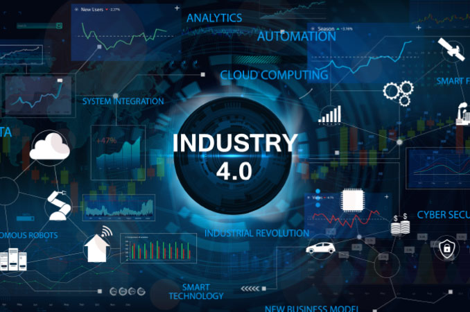 5 ways industry 4.0 is going to affect manufacturing.