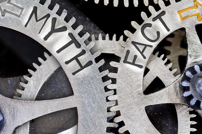 6 Myths About Digital Transformation.