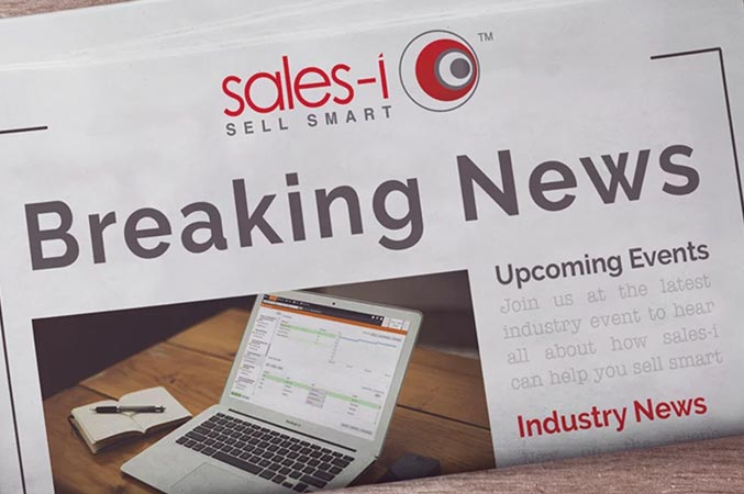 sales-i announces partnership with Karmak.