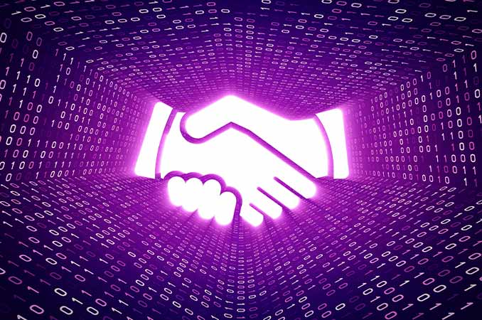 sales-i seals tie up with prominent IT services provider
