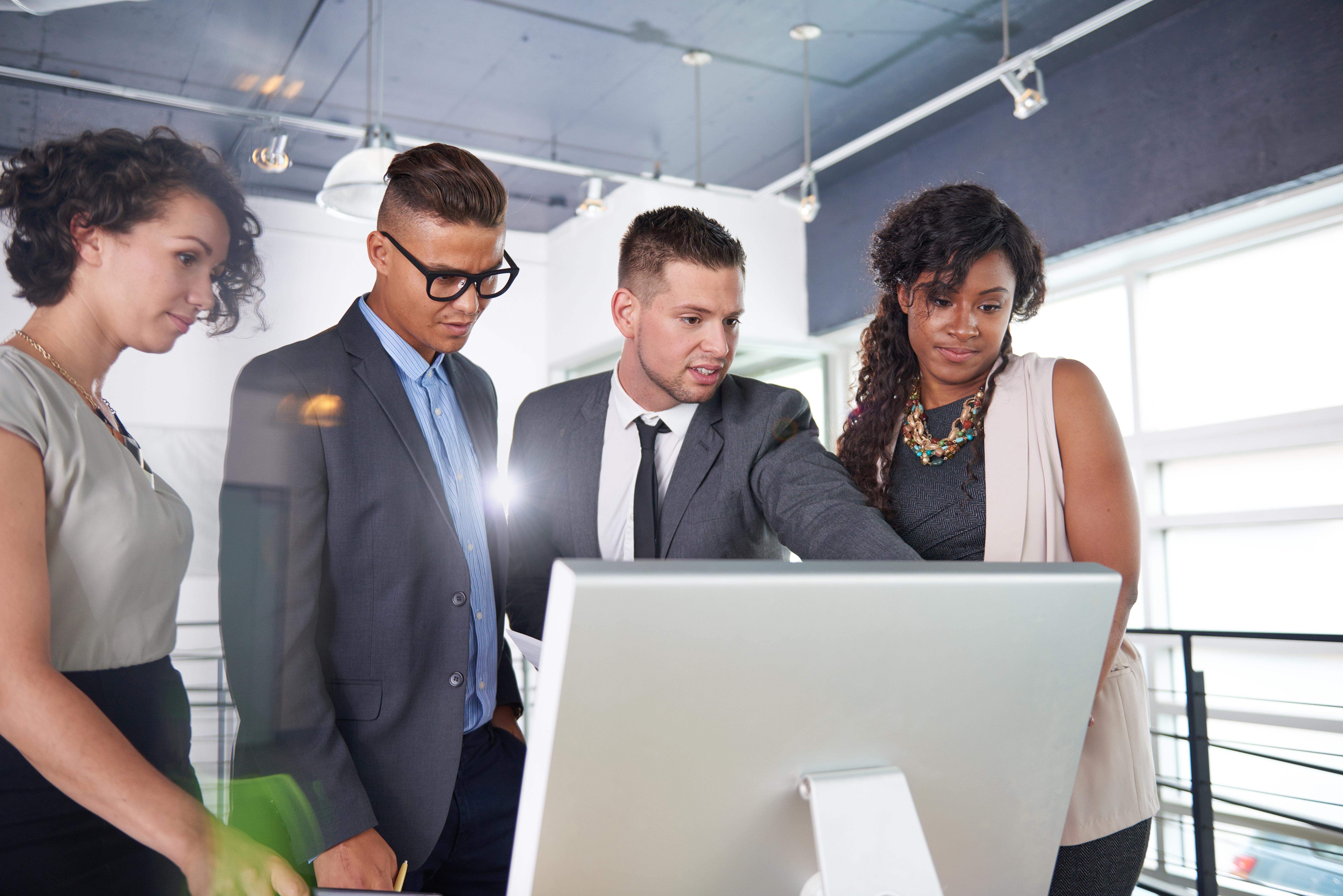 Why salesforce needs Business Intelligence.