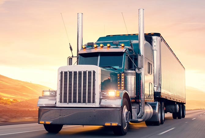 Keep on trucking: The Heavy-duty sector and COVID-19.